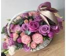 Корзина с цветами №1