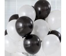 Облако черно-белое (15шт)