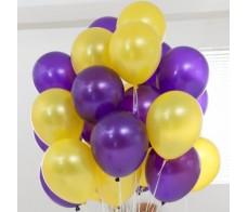 Облако желто-фиолетовое(15шт)