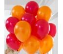 Облако красно-оранжевое (15шт)