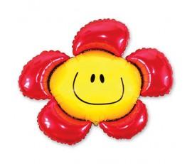 Шарик Цветок (1метр)