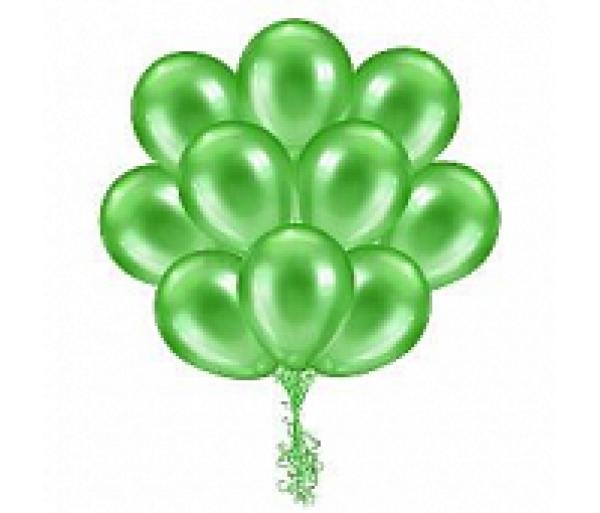Зеленый металлик 1шт.
