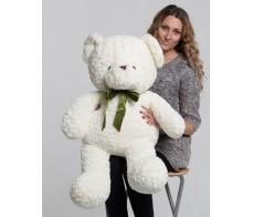 Белый медведь Чарльз 100см