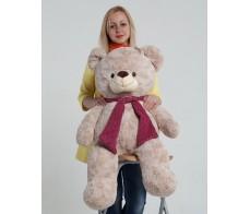 Большой медведь Брендон 130см