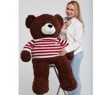 Большой коричневый медведь  Морган 150см