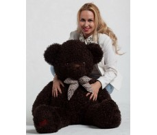Шоколадный Тедди 130см